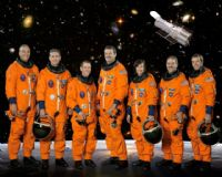 STS-125 Official NASA Crew Photograph